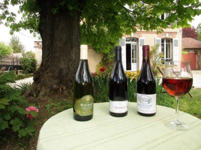 vins de bourgogne table hotes
