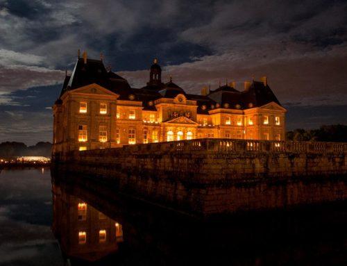 Les soirées chandelles à Vaux le Vicomte