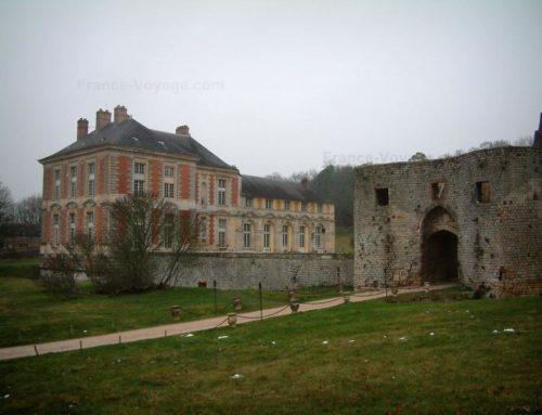Château des Condés et ses nuits magiques à Vallery (Yonne)