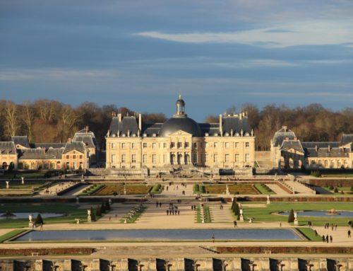 les Jardins de Vaux le Vicomte