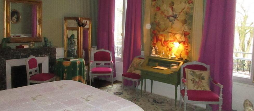 chambre hote historique en bourgogne