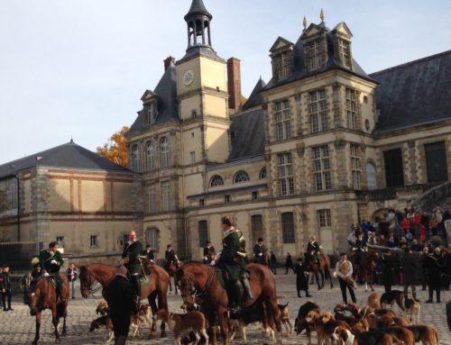 Fontainebleau histoire & Folklore de la chasse a courre